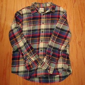 American Eagle Mens Heritage Flannel Shirt